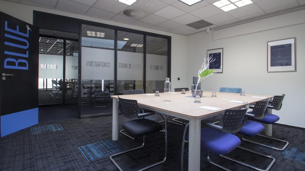 Vergaderen Aalsmeer | Crown Business Center Aalsmeer | Office & Meetings