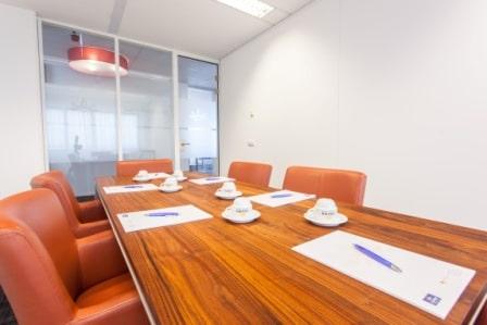 Vergaderen in Bodegraven | Crown Business Center Bodegraven