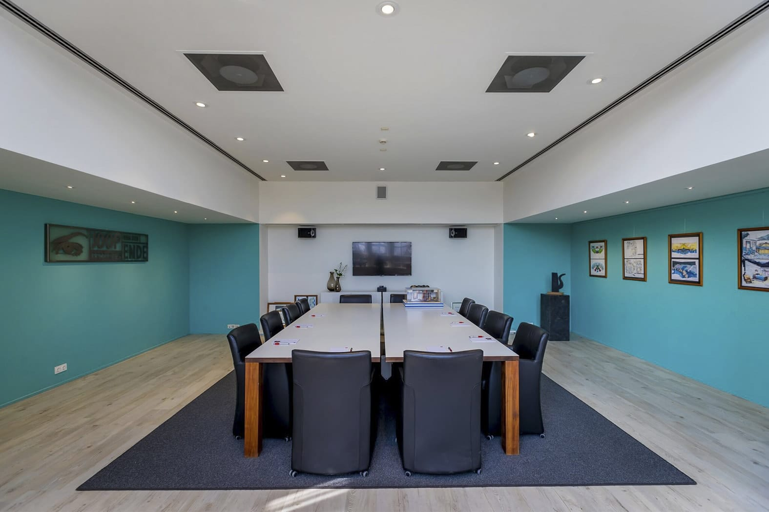 Inspirerende vergaderzaal huren in Aalsmeer | Crown Business Center Aalsmeer