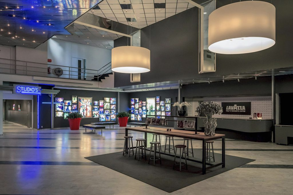 Foyer | Crown Business Center Aalsmeer