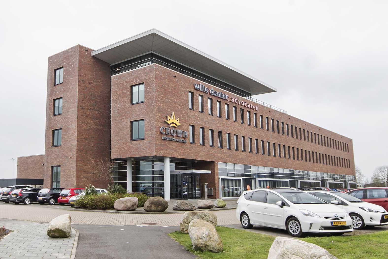 Bedrijfsruimte alphen aan den Rijn | Crown Business Center Alphen aan den Rijn