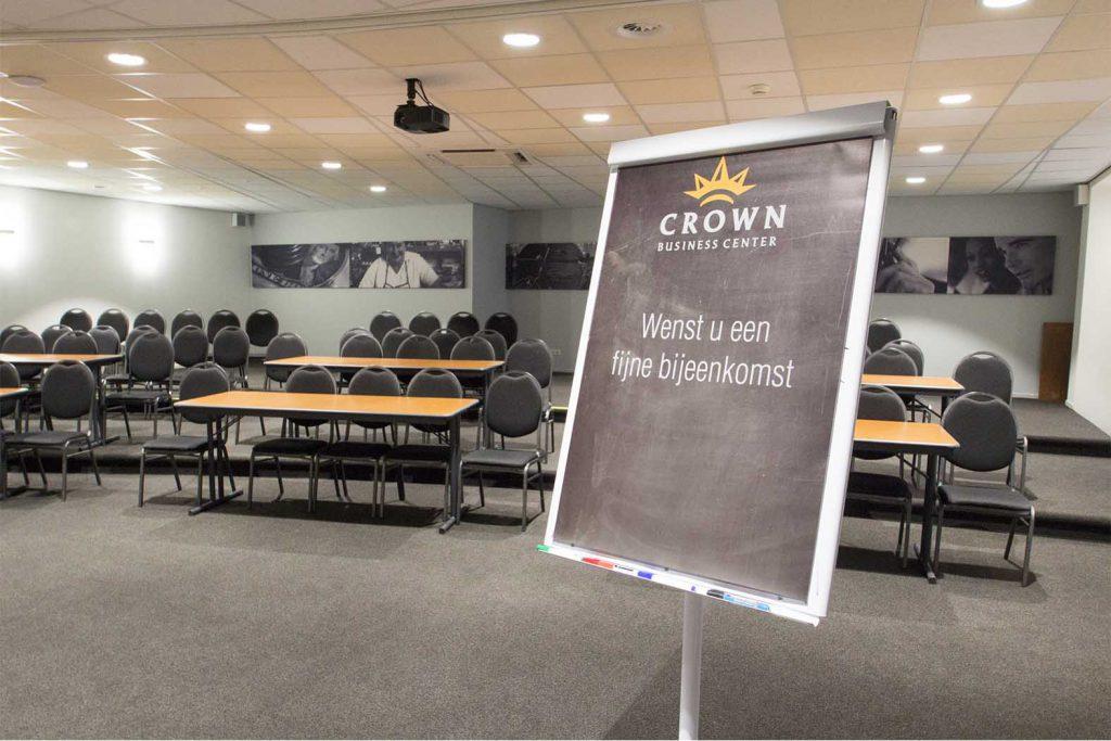 Vergaderen in Haarlem | Crown Busienss Cente rHaarlem