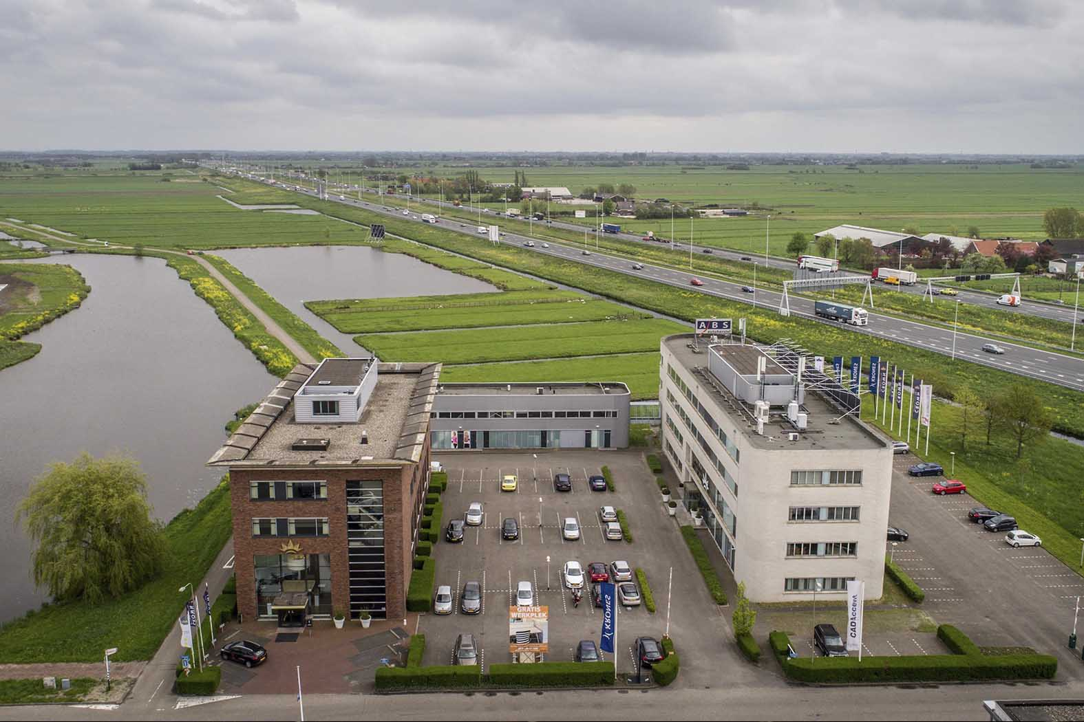 Kantoorruimte huren | Crown Business Center Bodegraven