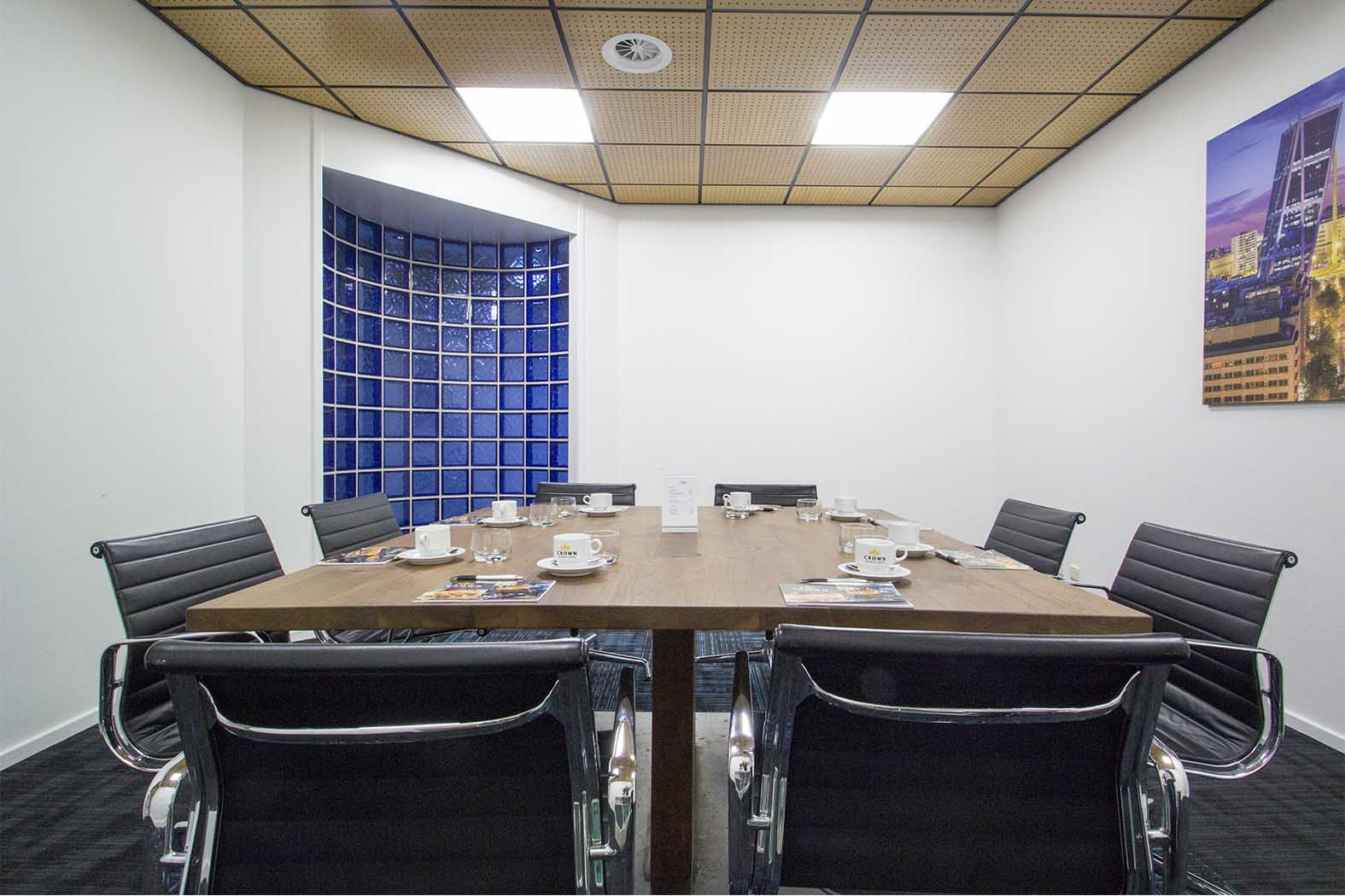Vergaderzaal in Haarlem | Crown Business Center Haarlem - Office & Meetings