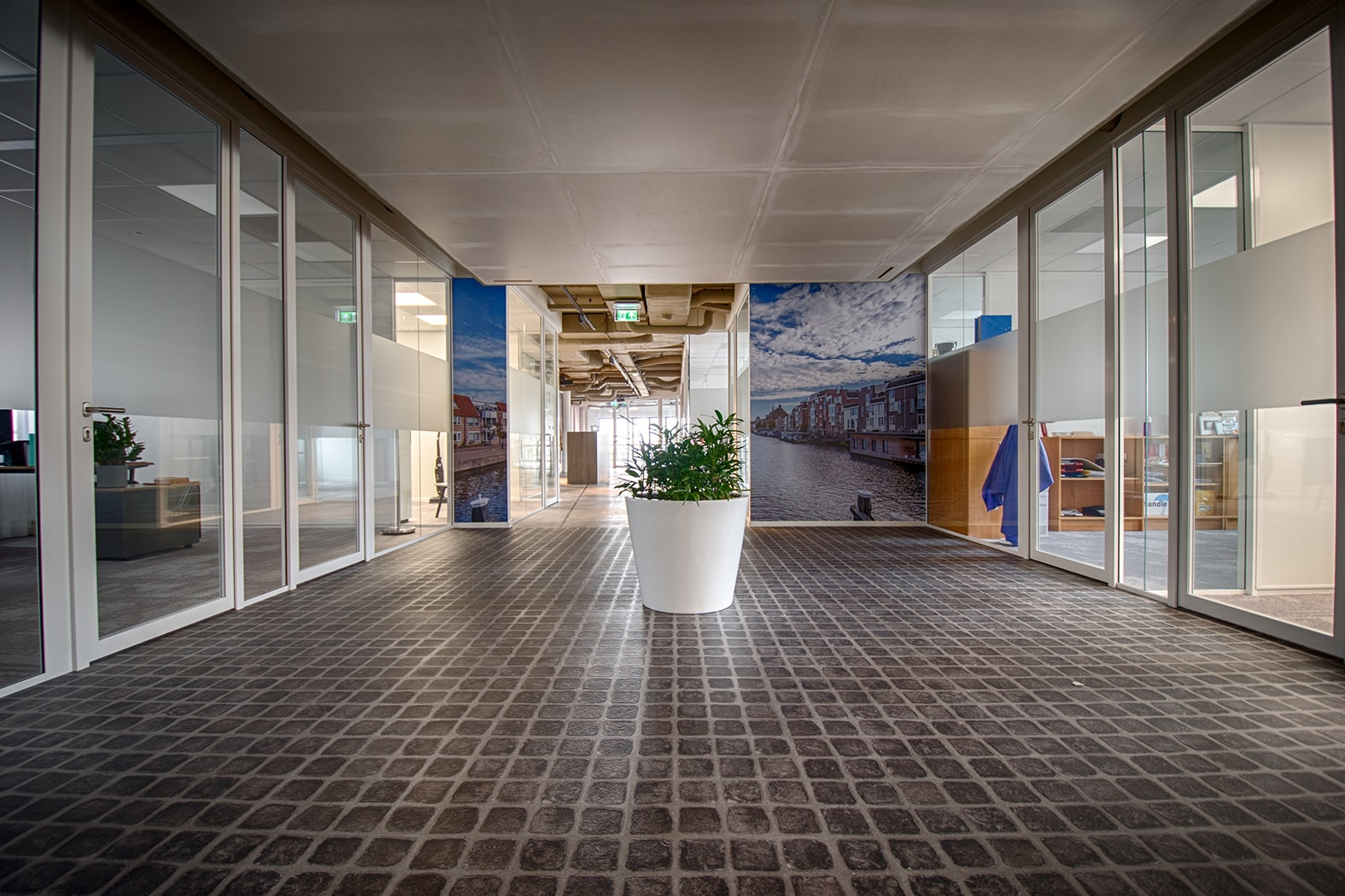Bedrijfsruimte huren Leiden | Crown Business Center | Office & Meetings