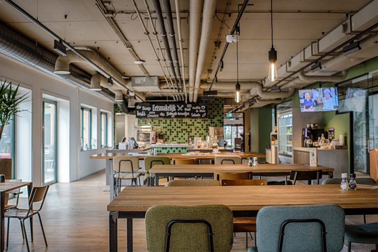 Restaurant Leiden Key-Point | Crown Business Center | Office & Meetings