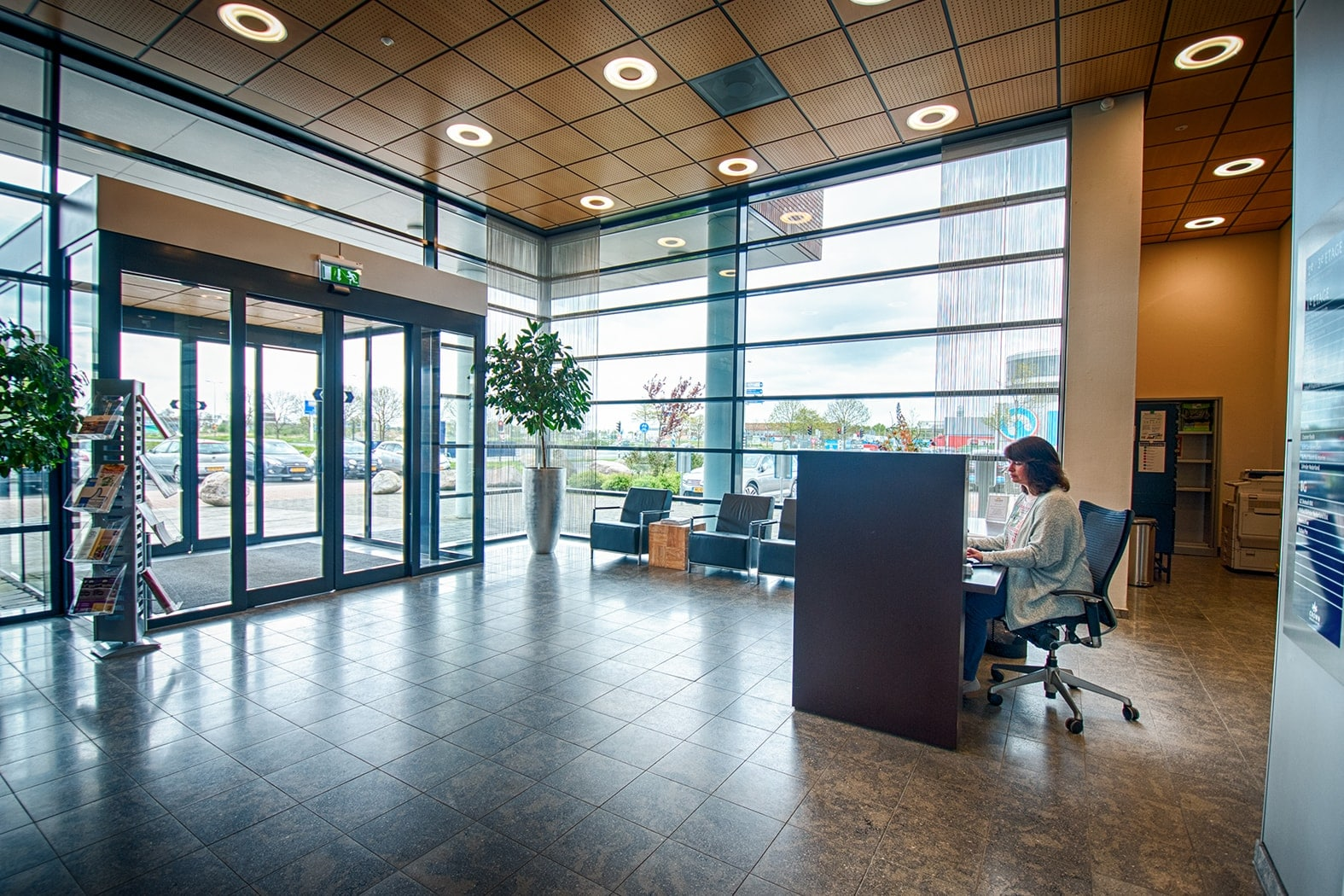 Kantoorruimte | Alphen aan den Rijn | Crown Business Center