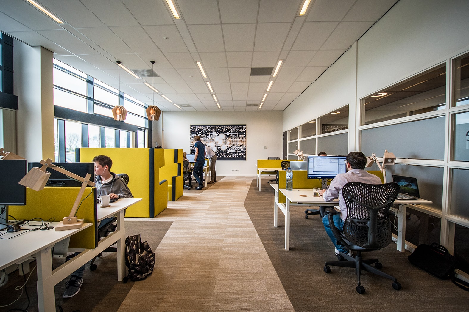 Alphen aan den Rijn Kantoorruimte Huren | Crown Business Center Alphen