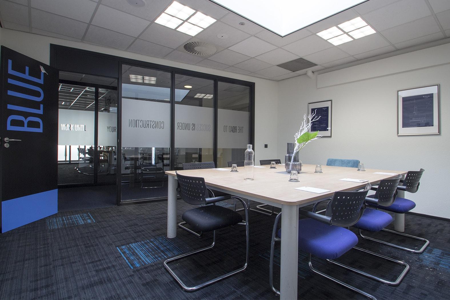 Vergaderzaal huren in Aalsmeer   Crown Business Center Aalsmeer