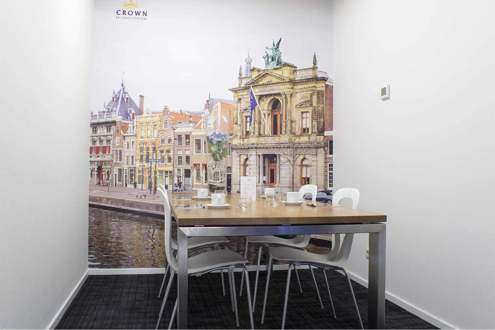 Vergaderruimte Haarlem | Crown Business Center Haarlem