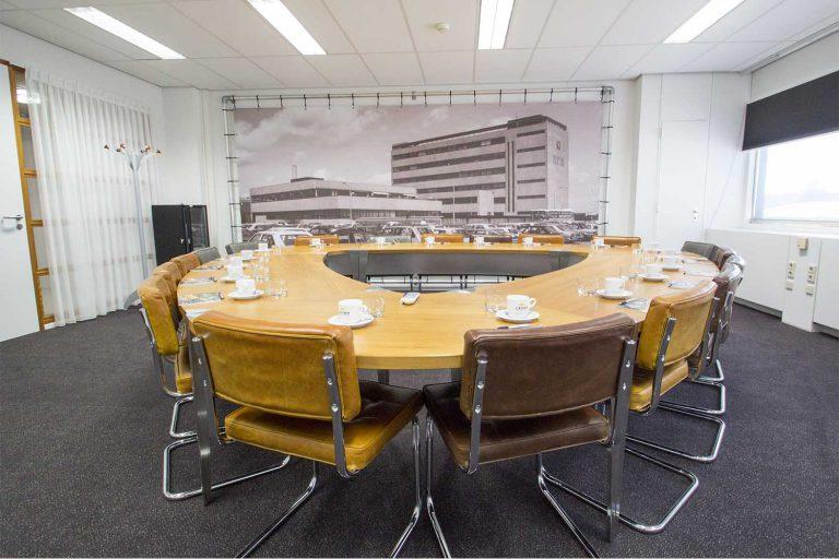 Ruime vergaderzaal in Haarlem | Crown Business Center Haarlem