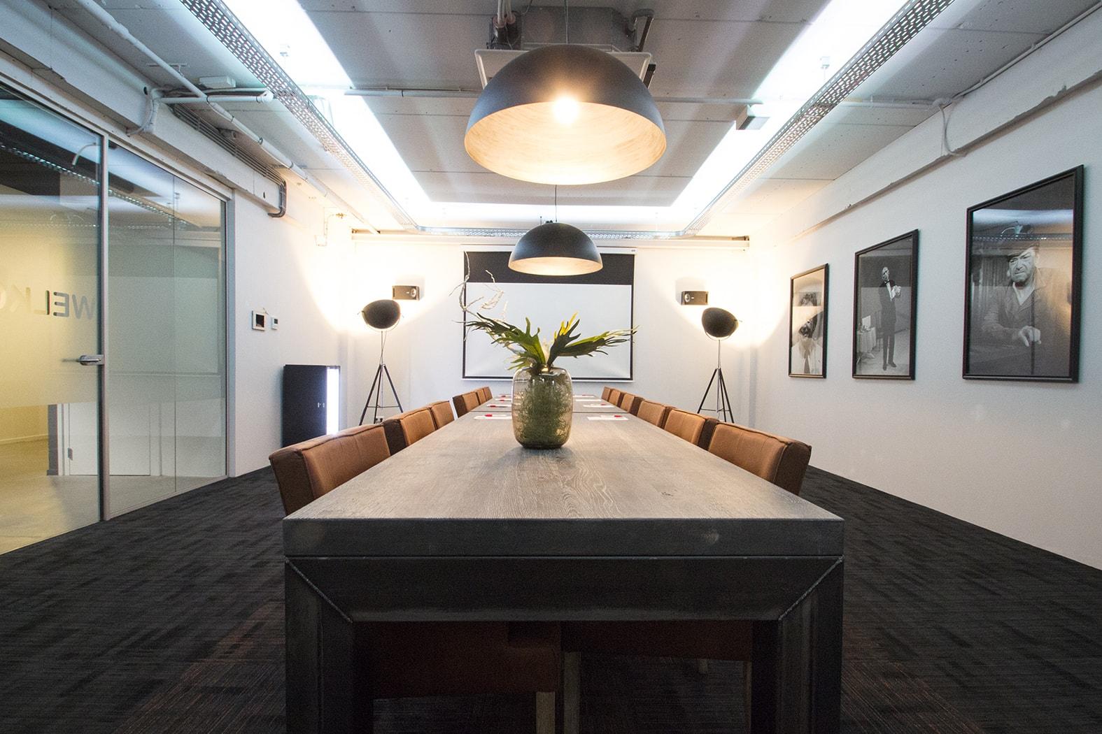 Vergaderzaal huren in Aalsmeer | Crown Business Center Aalsmeer