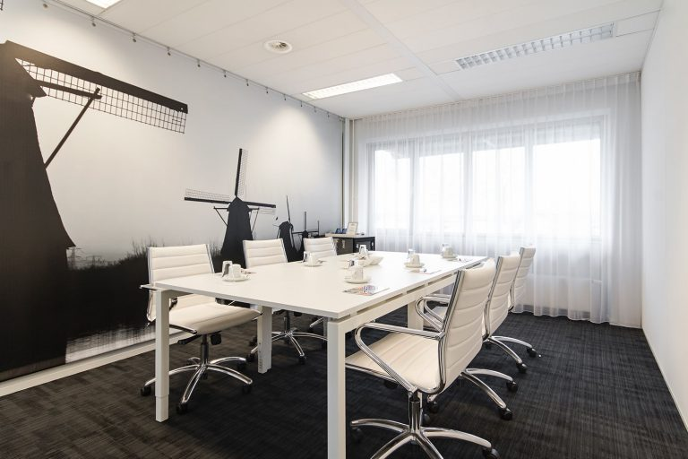 Vergaderen in Bodegraven | Crown Business Center Bodegraven