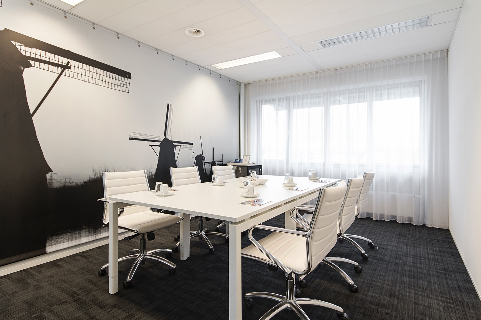 Vergaderen Bodegraven | Crown Business Center Bodegraven