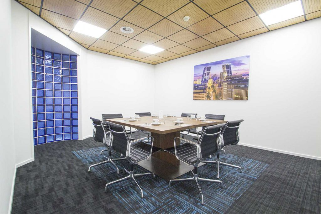 Vergaderruimte reserveren Haarlem | Crown Business Center Haarlem