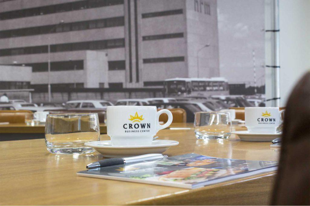 Vergaderruimte huren in Haarlem | Crown Business Center Haarlem