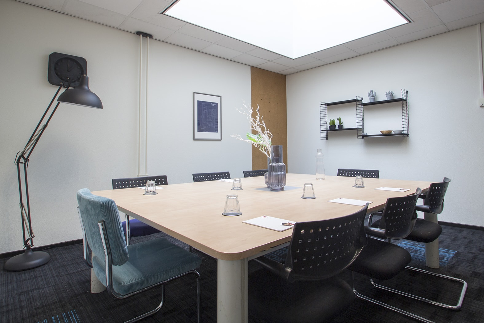 Vergaderzaal in Aalsmeer | Crown Business Center Aalsmeer