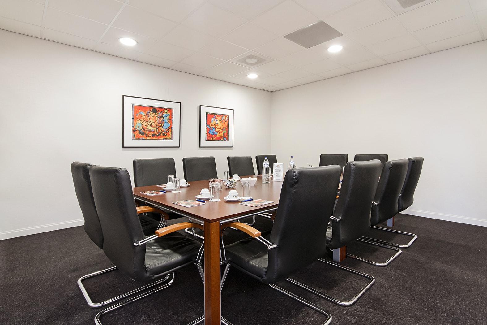 Vergaderruimte Alphen aan den Rijn   Crown Business Center