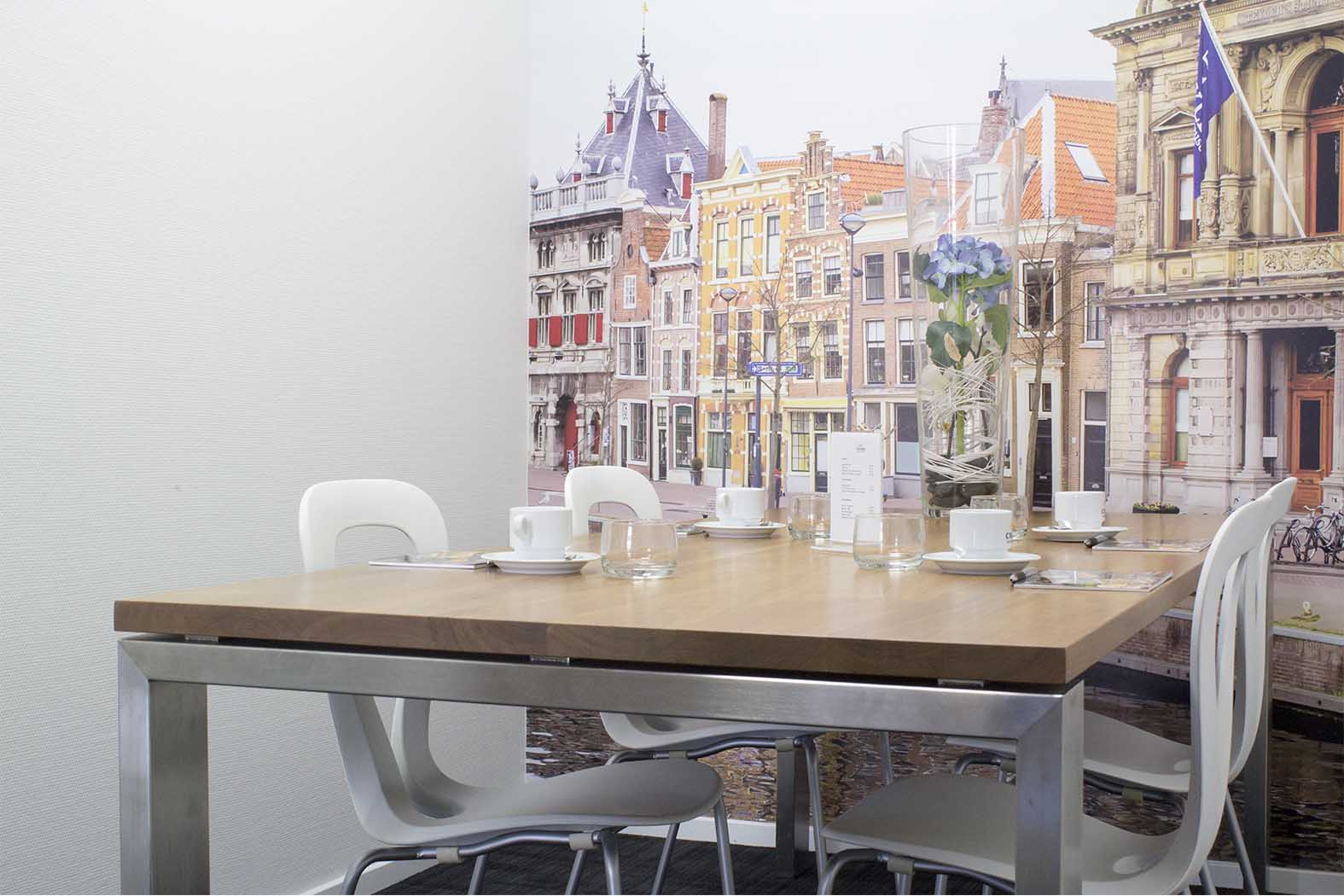 Vergaderlocatie Haarlem | Crown Business Center Haarlem