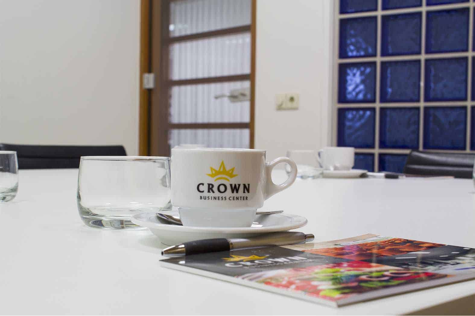 Vergaderen in Haarlem | Crown Business Center Haarlem