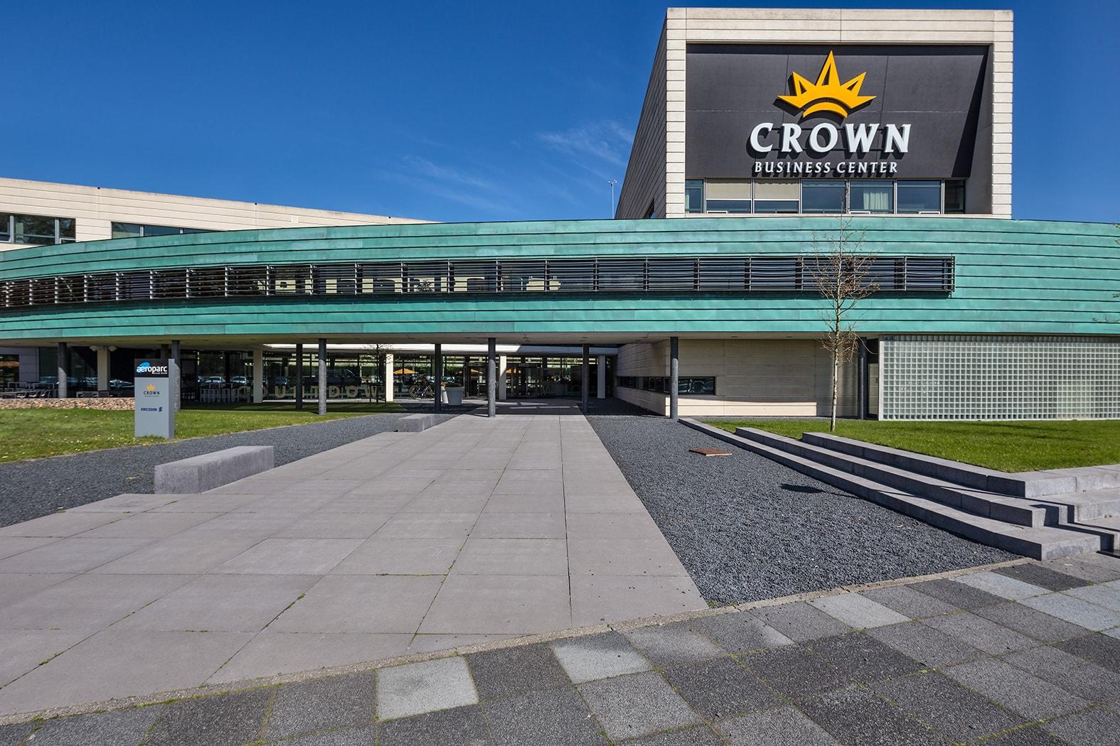 Bedrijfsruimte | Crown Business Center Gilze-Rijen