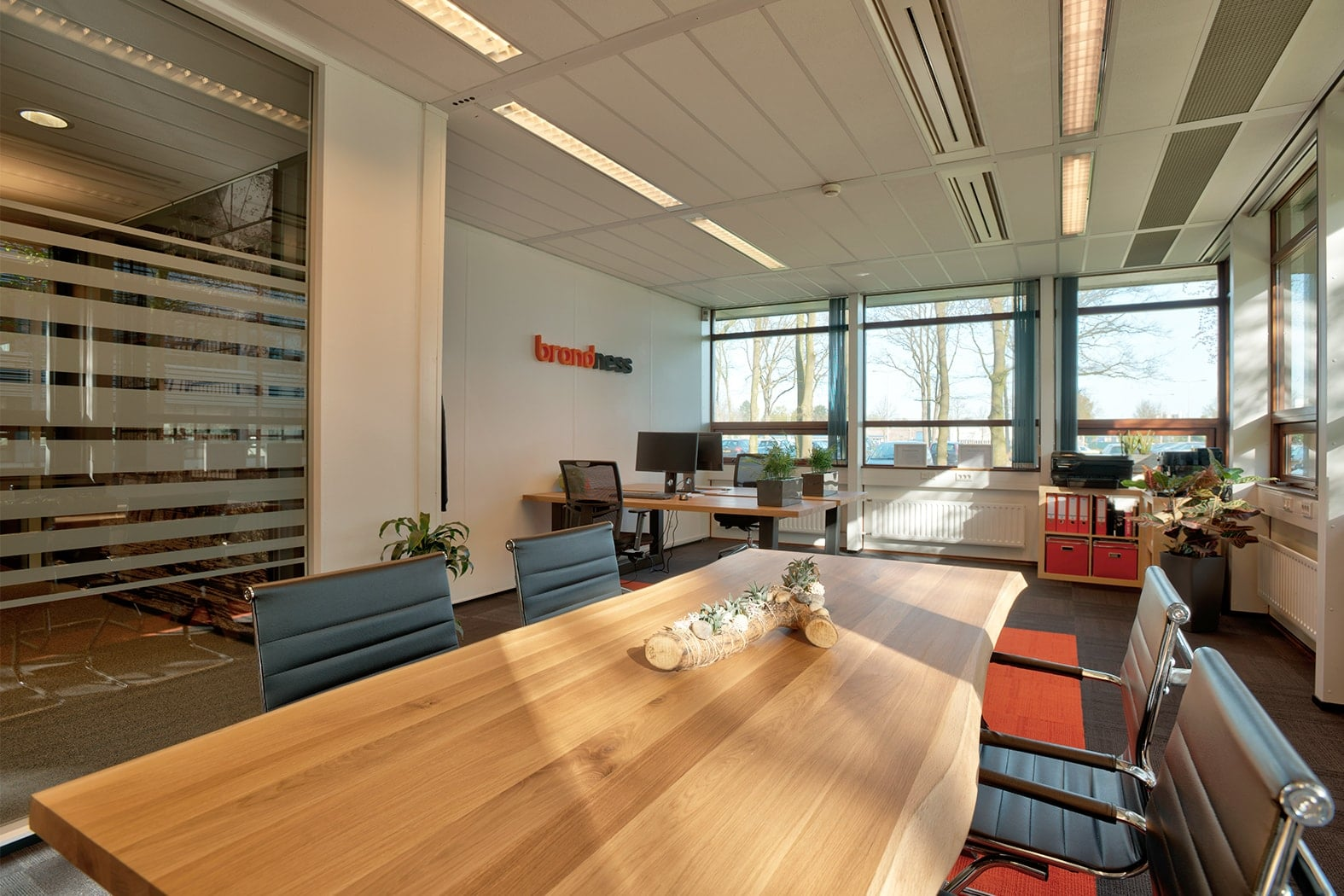 Kantoor huren in Gilze-Rijen | Crown Business Center Gilze-Rijen