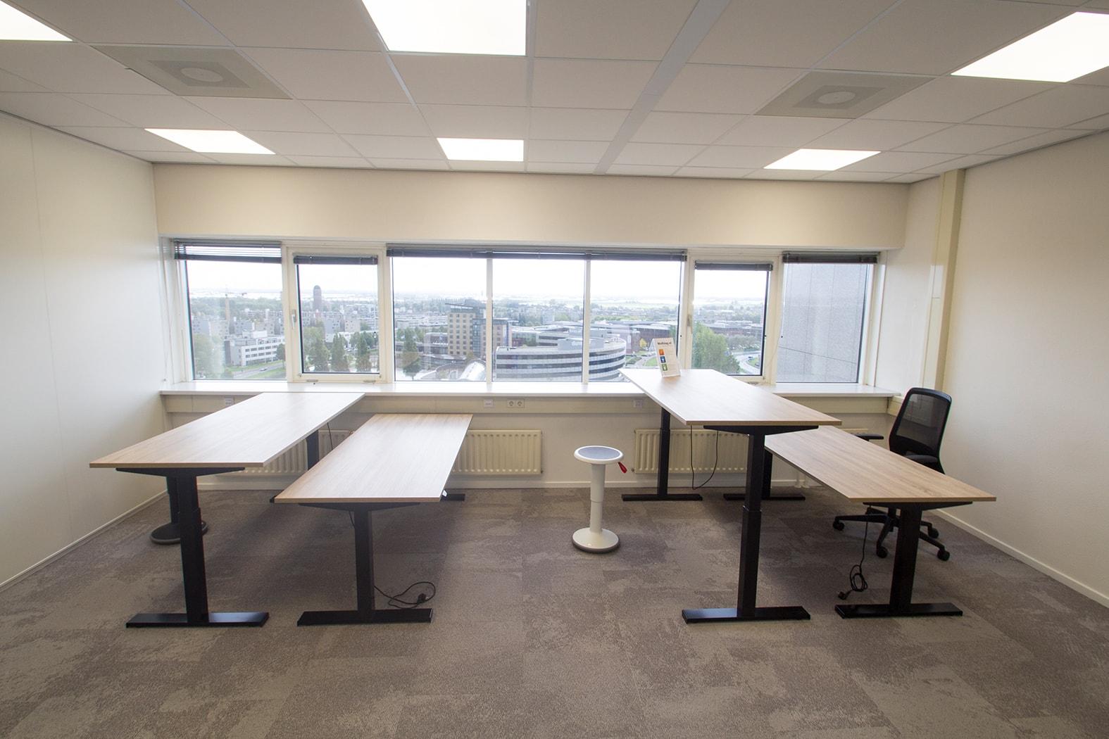 Kantoorruimte in Zoetermeer | Crown Business Center Zoetermeer