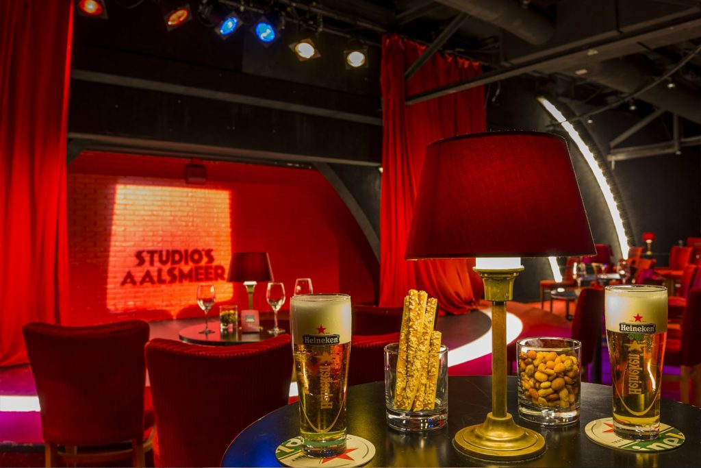 The Club in Studio's Aalsmeer | Vergaderen | Netwerken | Crown Business Center Aalsmeer