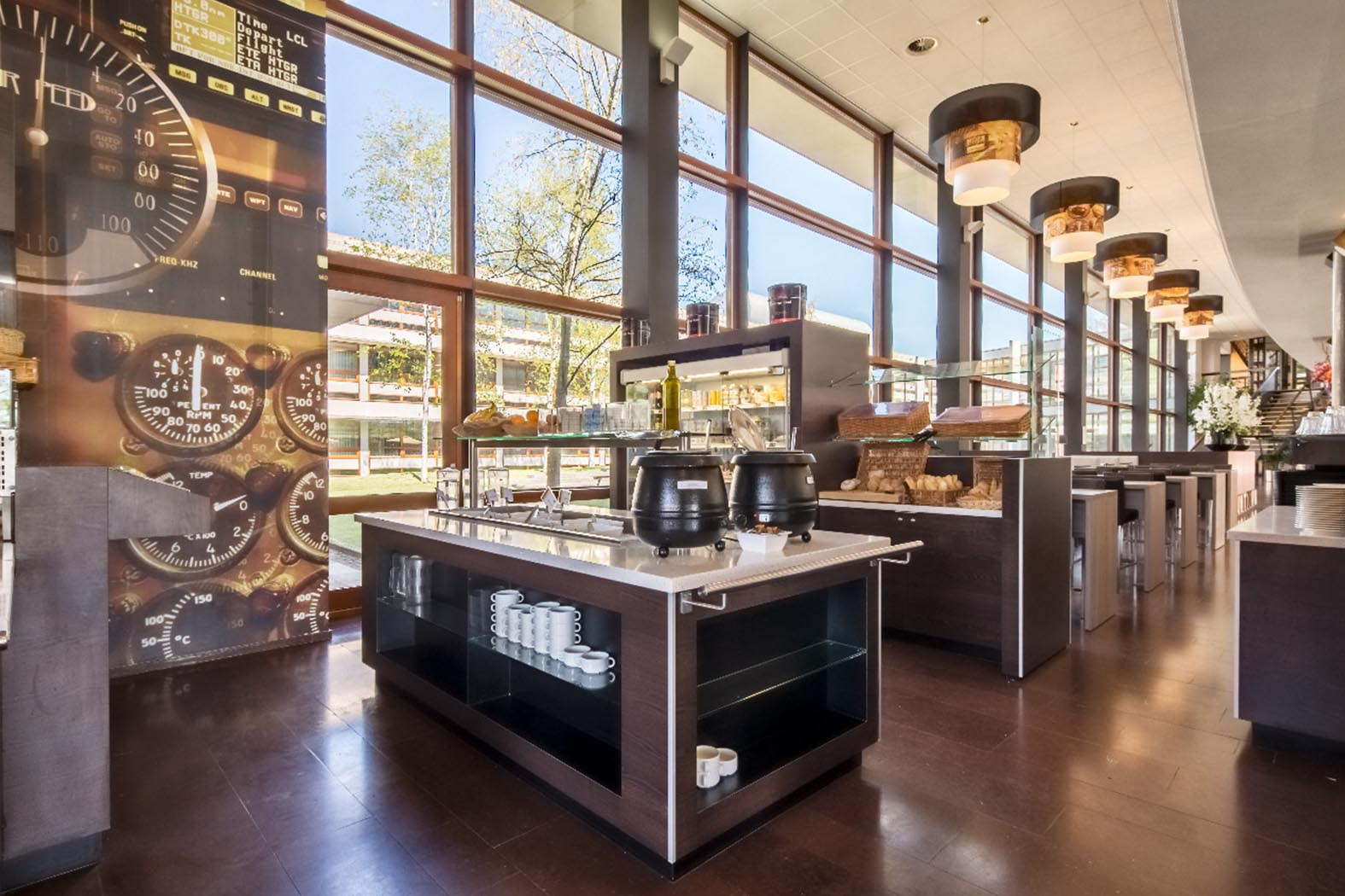 Restaurant Crown | Gize-Rijen | Crown Business Center Gilze-Rijen