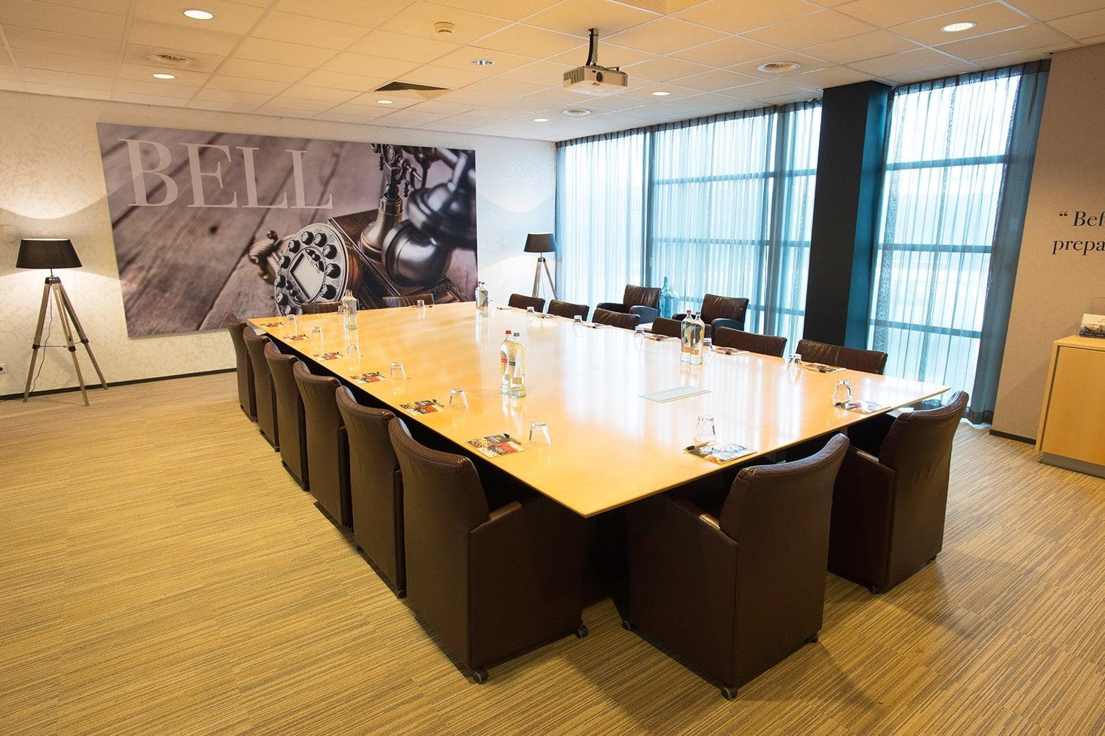 Vergaderzaal in Gilze-Rijen | Crown Business Center Gilze-Rijen