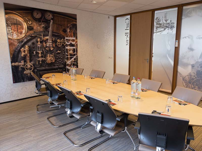 Vergaderen | Crown Business Center | Gilze-Rijen