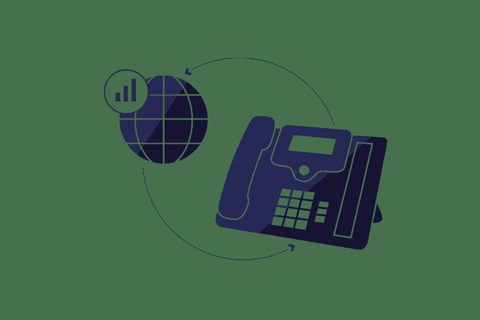 Telefonie en internet | Kantoorruimte huren | Crown Business Center
