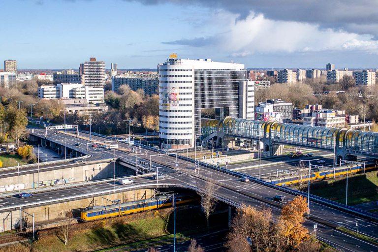 Bedrijfsruimte in Zoetermeer | Crown Business Center Zoetermeer