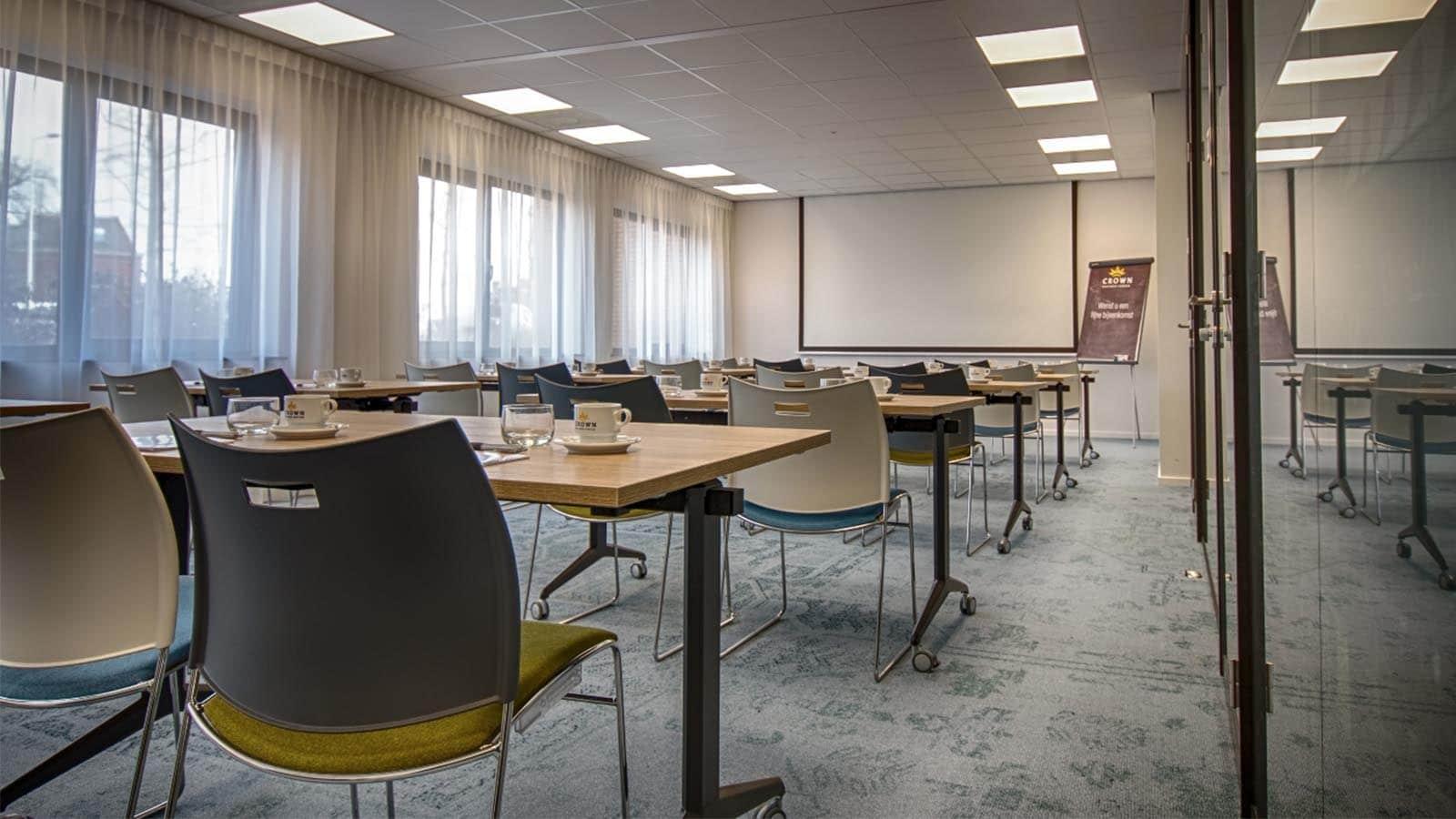 Vergaderzaal Leiden voor 40 personen