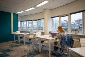 flexwerkplek in Zoetermeer