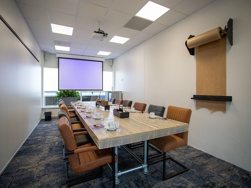 Vergaderzaal | Crown Business Center
