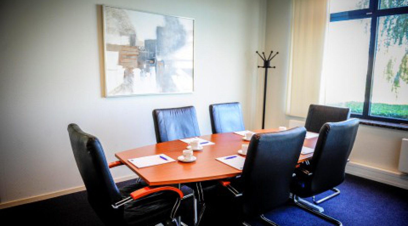 Vergaderzaal huren in Bodegraven | Crown Business Center Bodegraven