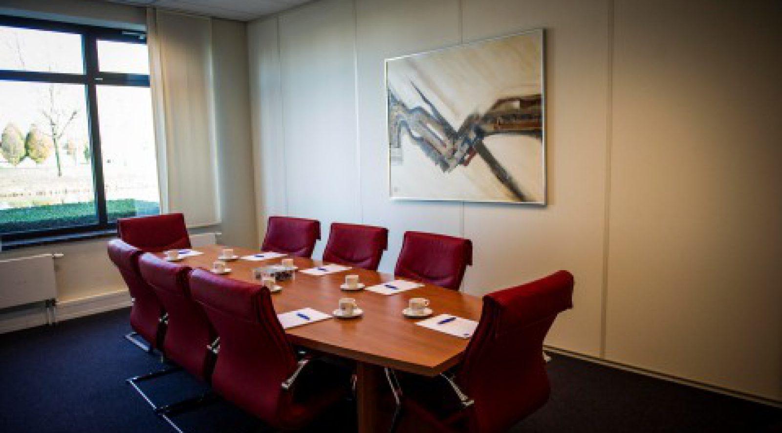 Vergaderruimte in Bodegraven | Crown Business Center Bodegraven