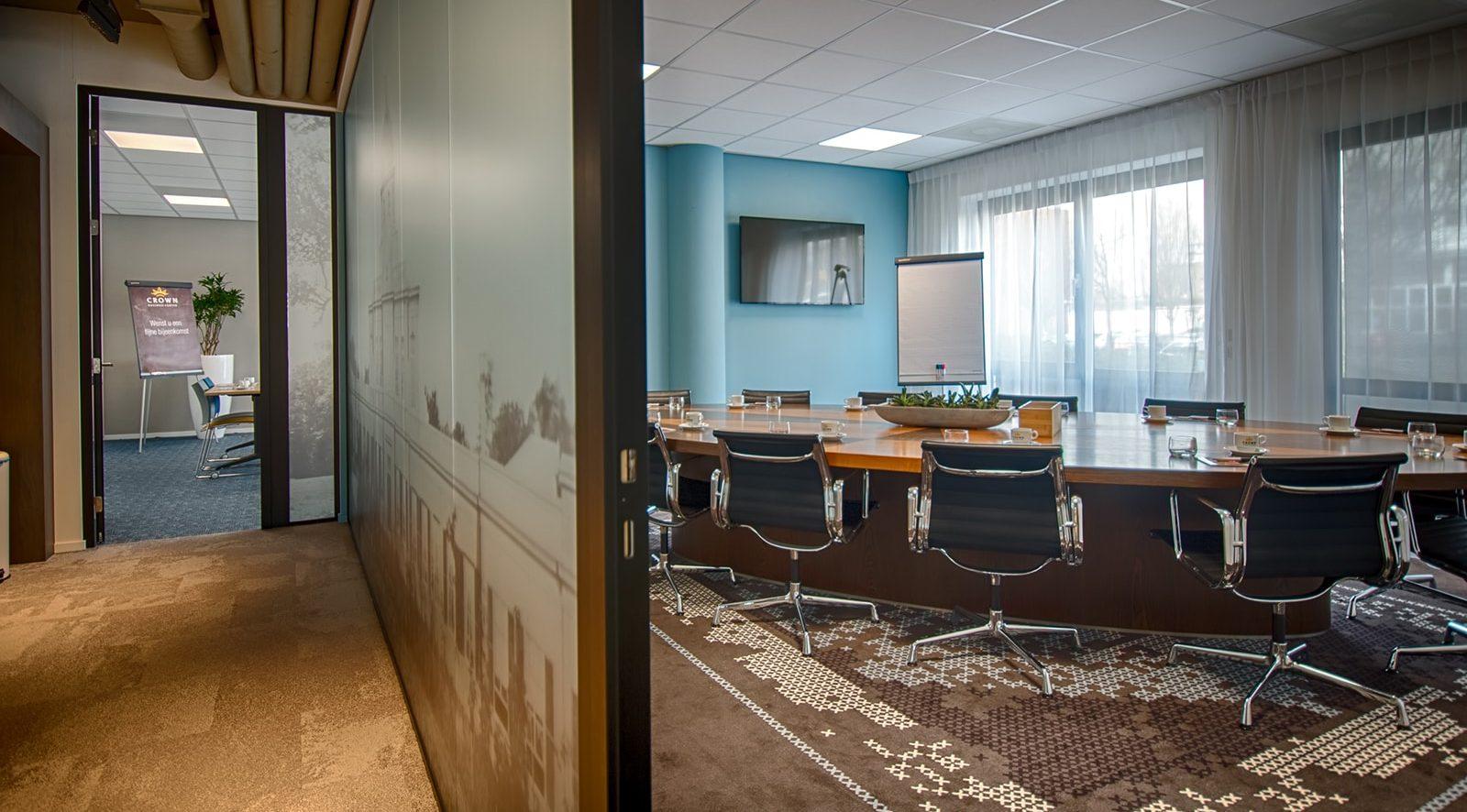 Vergaderruimte in Leiden | Crown Business Center Leiden Key-Point