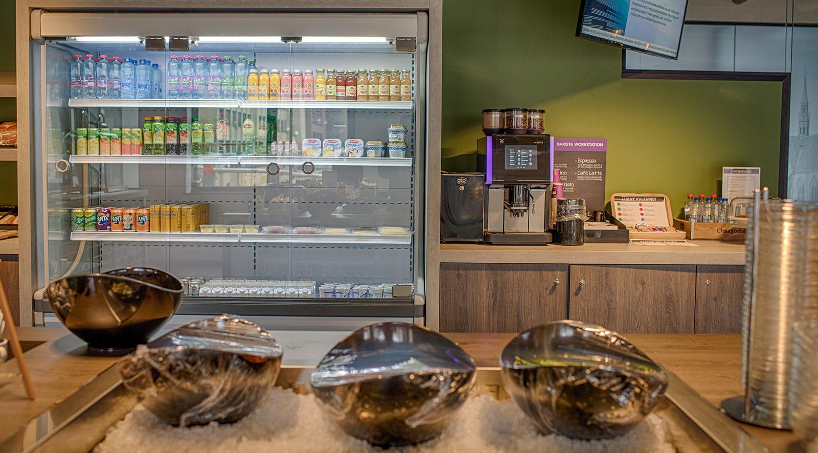 Restaurant | Crown Business Center Leiden Key-Point