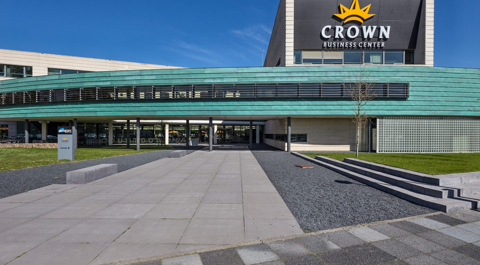 Bedrijfsruimte | Crown Business Center Gilze-Rijen