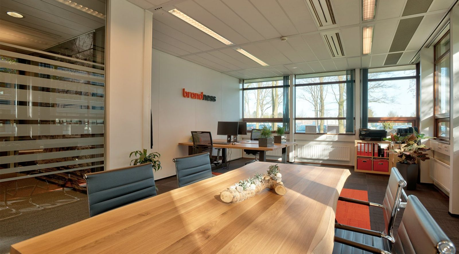 Kantoor huren in Gilze-Rijen | Crown Business Center Gilze-Rijen