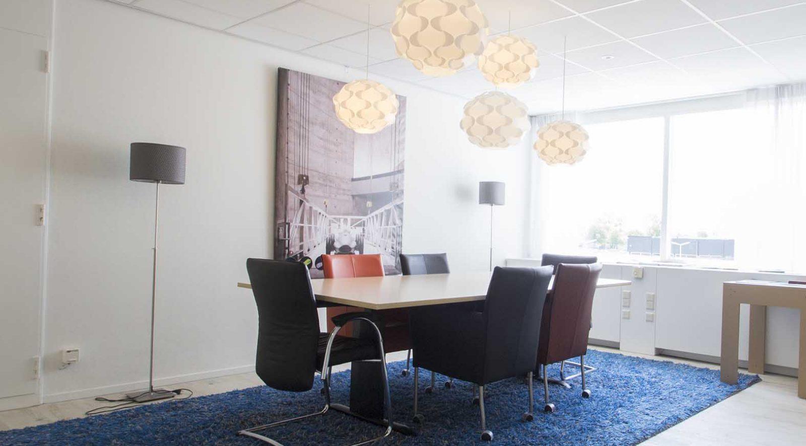 Bedrijfsruimte huren Haarlem | Crown Business Center Haarlem
