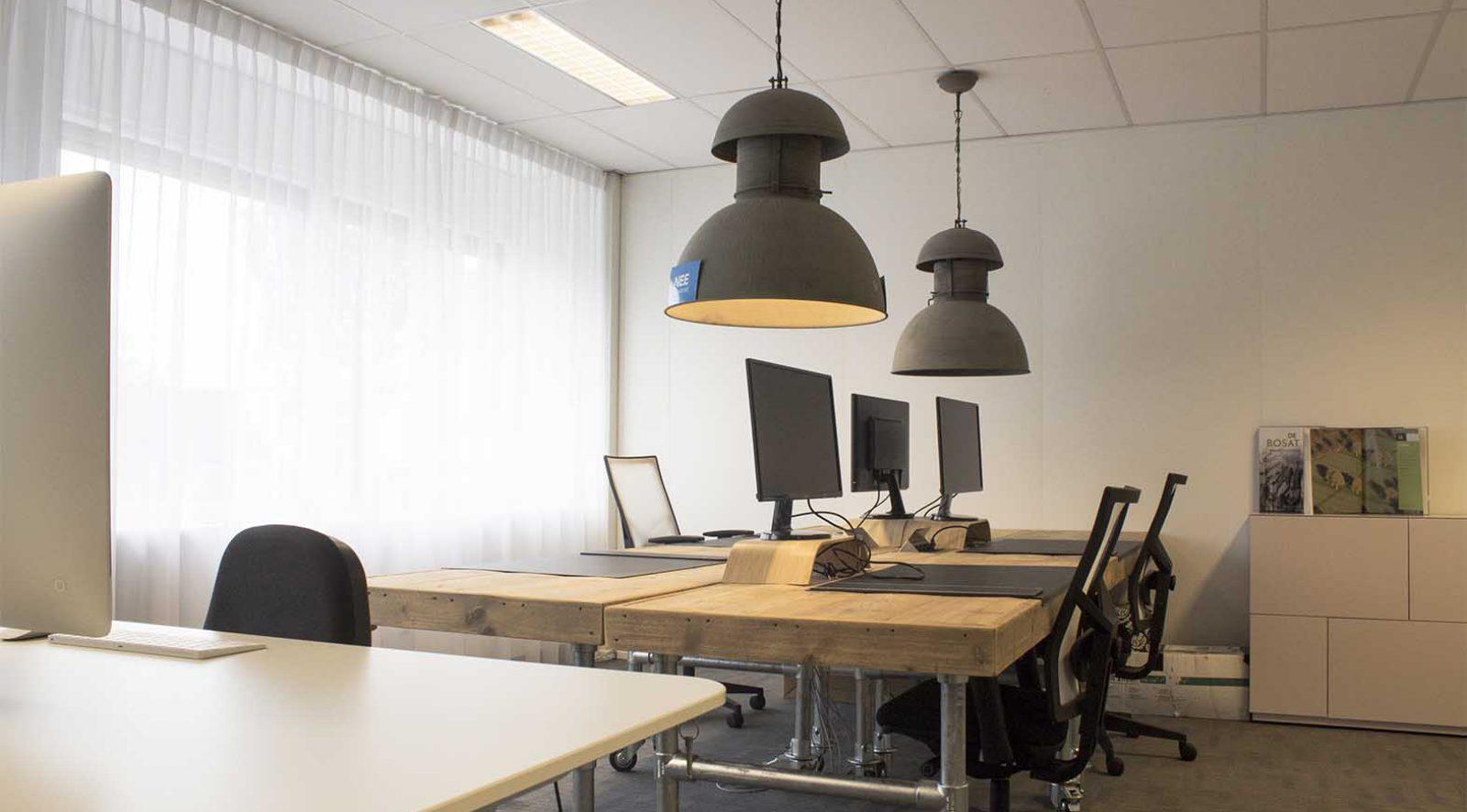 Bedrijfsruimte Haarlem - Crown Business Center Haarlem