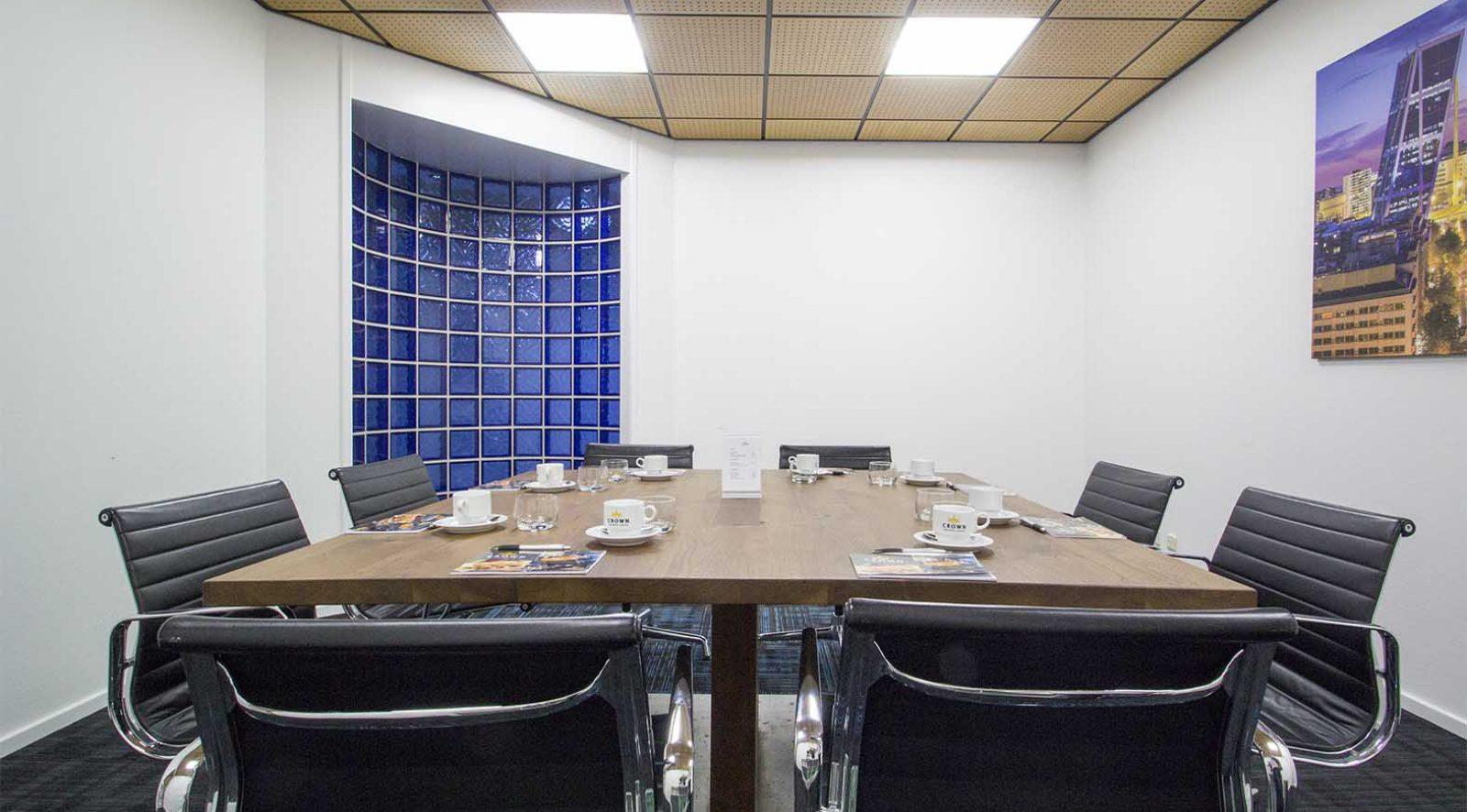 Vergaderzaal in Haarlem | Crown Business Center Haarlem - Office & Meetings