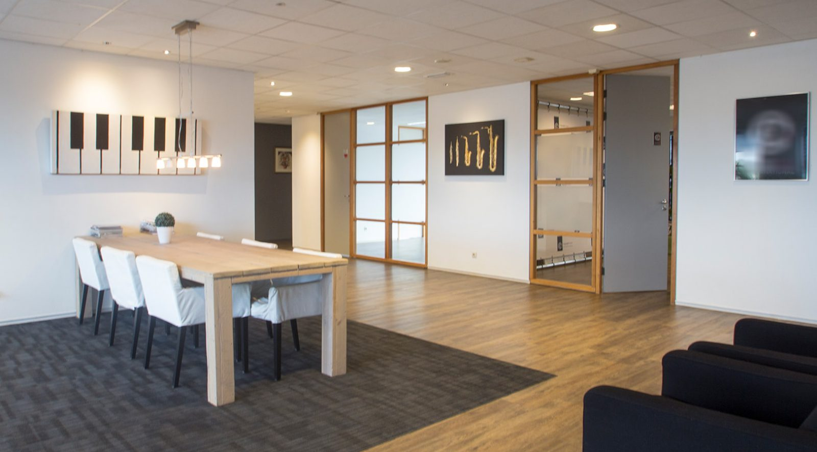 Kantoor huren in Aalsmeer | Studio's Aalsmeer | Crown Business Center Aalsmeer