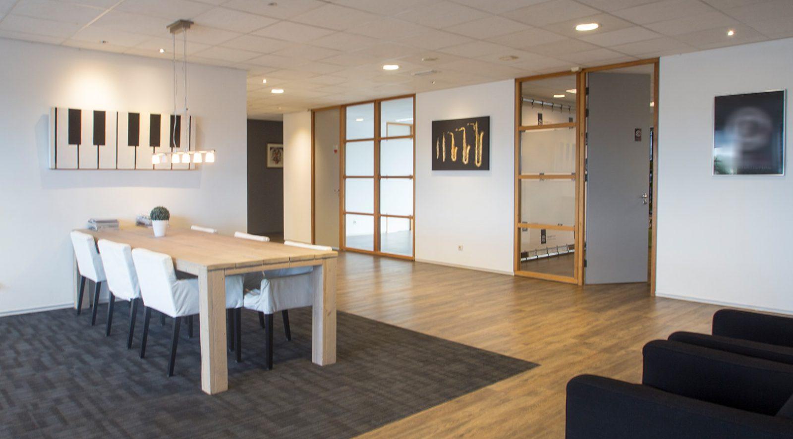 Kantoor huren in Aalsmeer | Studio's Aalsmeer | Crown Business Center Aalsmeer