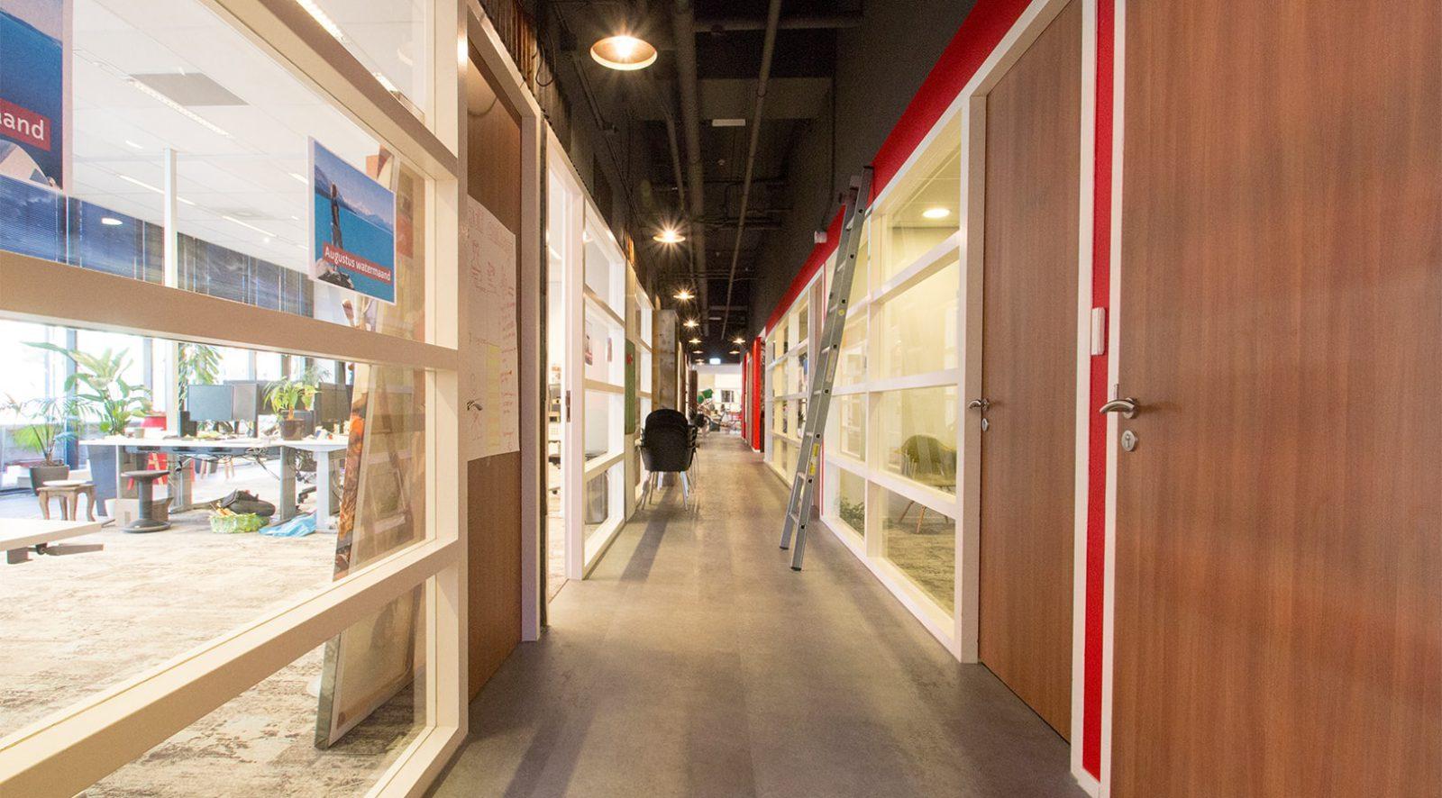 Bedrijfsruimte in Leiden | Crown Business Center Leiden Lammenschans