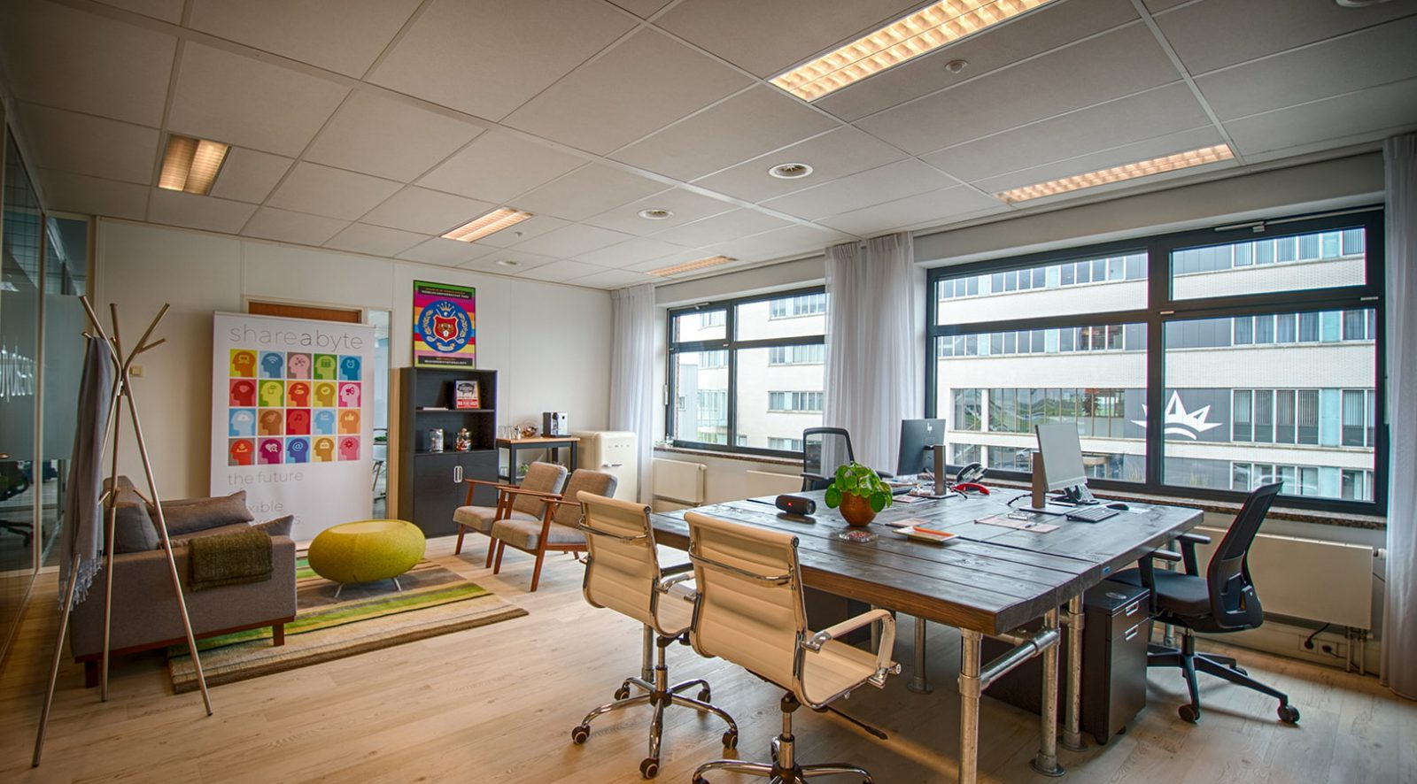 Bedrijfsruimte te huur in Bodegraven | Crown Business Center Bodegraven