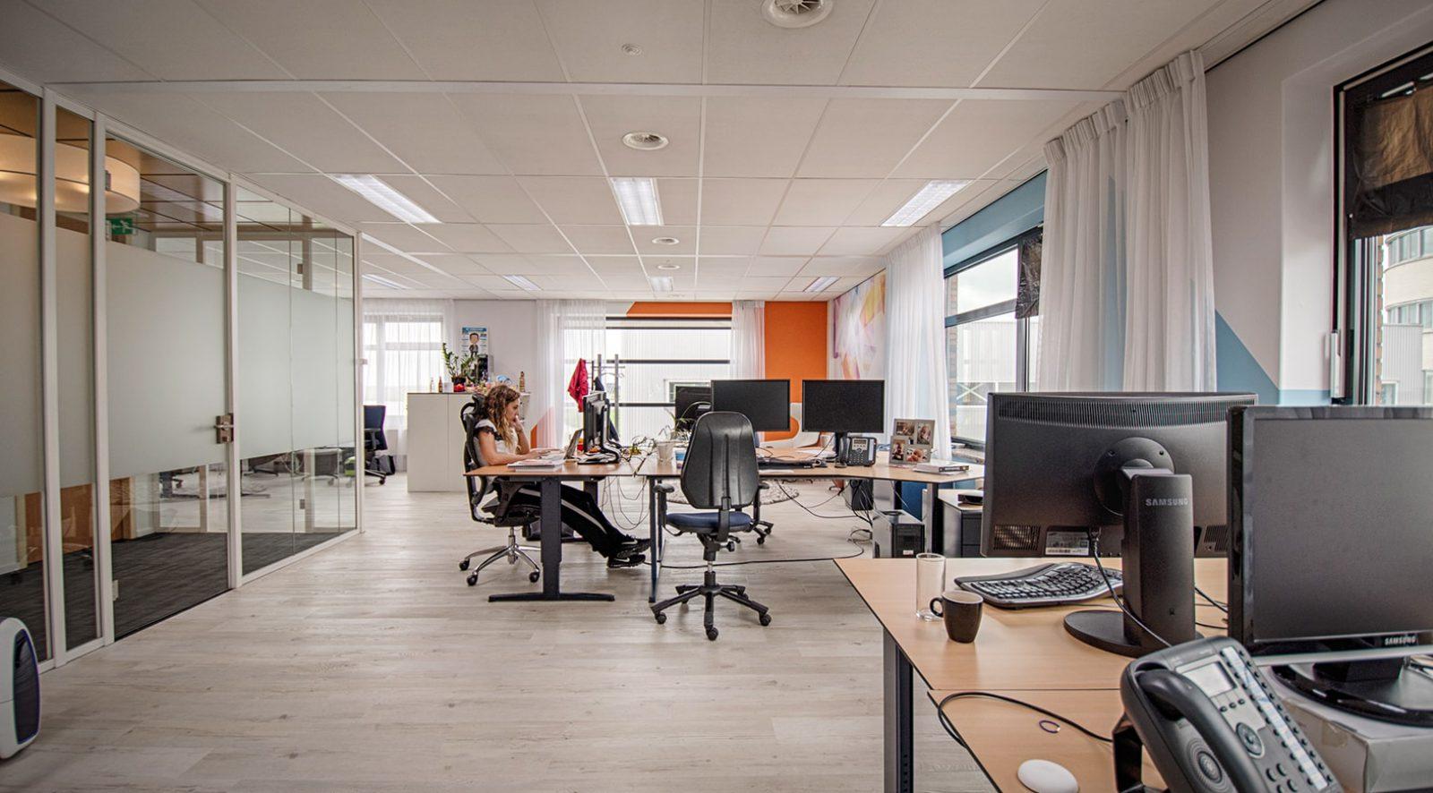 Kantoorruimte te huur in Bodegraven | Crown Business Center Bodegraven
